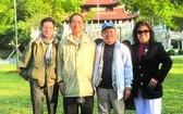 斯次有4位華人藝人參加,具體是人民藝人張漢明、人民藝人張路、優秀藝人林寶珊、優秀藝人林振威。