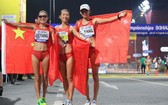 中國田徑選手。