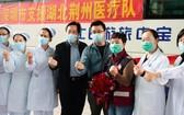 深圳再派醫護人員支援湖北。