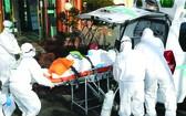 韓國清道大南醫院新冠確診患者轉院後死亡。