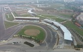 世界一級方程式賽車越南站賽道。