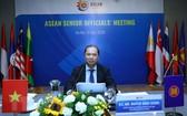 外交部副部長、越南東盟(東協)高官代表團(SOM ASEAN)團長阮國勇