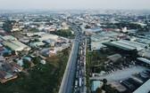 平陽省美福-新萬路線(示意圖源:互聯網)