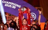 利物浦奪得頂級聯賽冠軍。