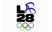 2028洛杉磯奧運會會徽。