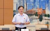 國會科學、技術與環境委員會主任潘春勇(示意圖源:QUOCHOI.VN)