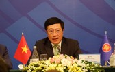 政府副總理、外交部長范平明