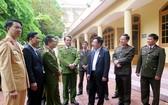 黨中央政治局委員、政府副總理、外交部長、太原省國會代表范平明昨(20)日與該省公安幹部、戰士選民舉行專題接觸。