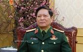 越南國防部長吳春歷大將