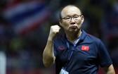 越南男足球隊主教練朴恒緒。
