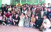 韓文翻譯比賽吸引本市多所大學的大學生參加。