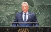 古巴國家主席迪亞斯-卡內爾