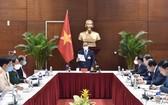 昨(29)日下政府總理阮春福召開有關新冠肺炎疫情防控工作會議。