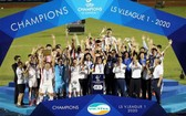 Viettel足球俱樂部奪冠。