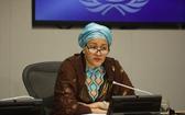 聯合國常務副秘書長阿明娜‧穆罕默德
