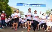 2021年全民健康奧林匹克跑步日。