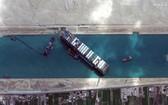 貨船擱淺事故