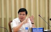 黨中央政治局委員、市委副書記、市人委會主席阮成鋒