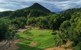越南姑陵 Laguna 高爾夫球。