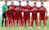 越南男足隊。