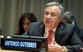 聯合國秘書長安東尼奧‧古特雷斯