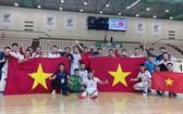 本月25日,越南國家室內5人制足球隊與黎巴嫩國家室內5人制足球隊進行世界盃亞洲區預選賽附加賽次回合比賽,以爭奪2021國際足聯室內5人制足球世界盃入場券。