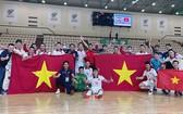 越南國家室內5人制足球隊分在D組