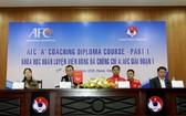 越南足協獲頒亞足聯A級教練員認證