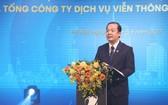越南郵政電信集團董事長范德龍