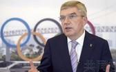 國際奧委會(IOC)主席巴赫