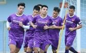越南男足隊訓練