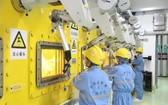 中國首座高水平放射性廢液玻璃固化設施。