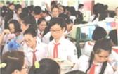 黃文樹中學舉辦2017年校園書展。