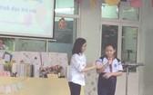 李景漢小學師生交流防止性侵犯課題。