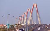 河內日新大橋由日本國際協力機構的政府開發援助(ODA)貸款提供建設資金,被視為越日友誼大橋。