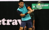 李黃南為越南網球創造新紀錄。(資料圖來源:互聯網)