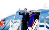 國家主席陳大光偕同夫人將從本月11至15日對中華人民共和國進行國家級訪問。(圖源:互聯網)