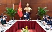 政府總理阮春福召開緊急會議。