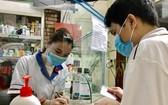 市民在藥店買呼吸症狀的藥物要申報健康。
