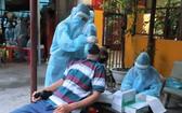 採樣檢測是控制疫情的關鍵措施。