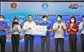 天龍集團協助受疫情影響學生