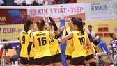 Đội tuyển bóng chuyền nữ Việt Nam sẽ tập trung vào ngày 3-9. Ảnh: THIÊN HOÀNG