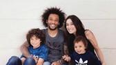 Marcelo muốn vô địch thế giới rồi mới sinh đứa con thứ 3. Ảnh: Sports