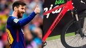 Messi đã thắng hãng Massi sau 7 năm kiện tụng. Ảnh: Daily Mail