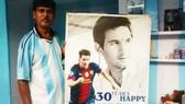 Kỳ World Cup này có thể là cơ hội cuối cùng của Messi nhưng kết quả có thế nào thì Patra vẫn mãi yêu mến cầu thủ này. Ảnh: CNN
