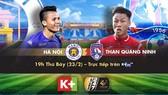 Các trận đấu của V-League 2019 sẽ có trên K+.