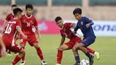 U19 Việt Nam và Thái Lan chia điểm với tỷ số 0-0. Ảnh: DŨNG PHƯƠNG