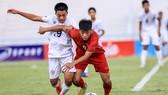 U15 Việt Nam thắng trận thứ 4 liên tiếp và giành vé vào bán kết. Ảnh: Đoàn Nhật
