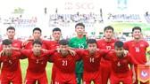 U15 Việt Nam có chiến thắng ở trận ra quân. Ảnh: Đoàn Nhật