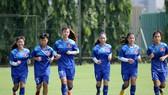 Đội U15 Việt Nam sẵn sàng nhập cuộc. Ảnh: Đoàn Nhật